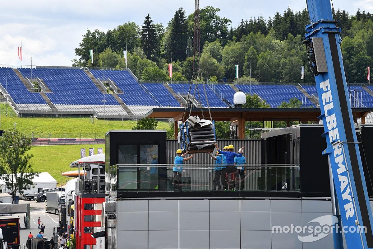 Pünkösd után dönthetnek az F1-es Osztrák Nagydíjról