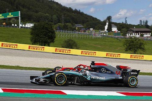 Így tette félre Vettel Hamiltont a Red Bull Ringen: videó