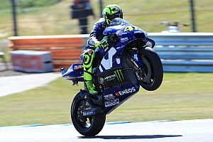 """Rossi: """"Las primeras sensaciones han sido bastante buenas"""""""