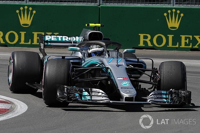 """Bottas: Mercedes """"n'est clairement pas favori pour le GP de France"""""""