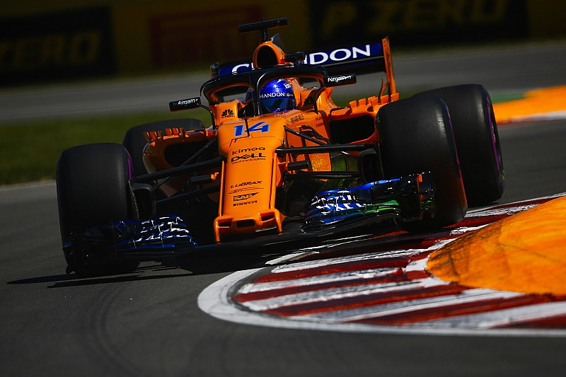 Alonso no se explica el paso atrás de McLaren en Canadá