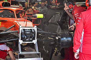Formula 1 Special feature Canadian GP: Latest F1 tech updates, direct from the garages