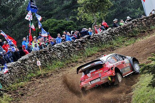 En direct : Suivez le Rallye de Sardaigne