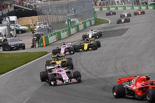 Sergio Pérez considera culpable a Sainz por el incidente en Canadá