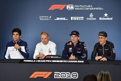 Canadian GP: Thursday's press conference