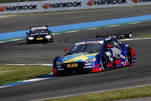 Audi hat Diskussion kommen sehen: Griff Ekström ins Rennen ein?