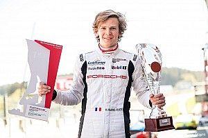 Valentin Hasse-Clot devant Julien Andlauer à Spa-Francorchamps