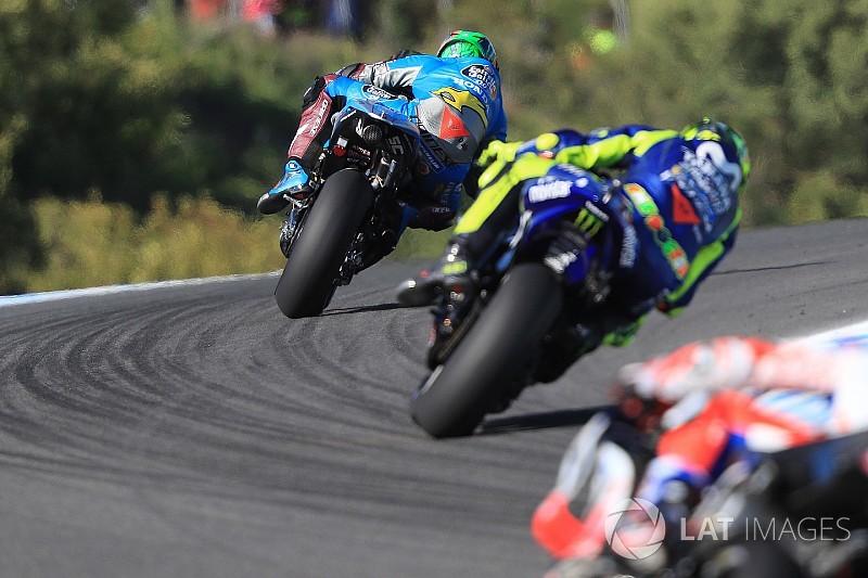 Гран При Испании MotoGP: стартовая решетка