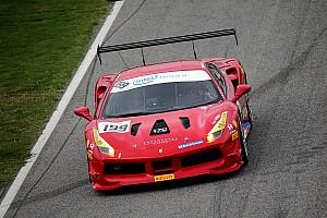 Ferrari Reporte de la carrera Lu se lleva la primera carrera de la Ferrari Challenge North America en Mugello