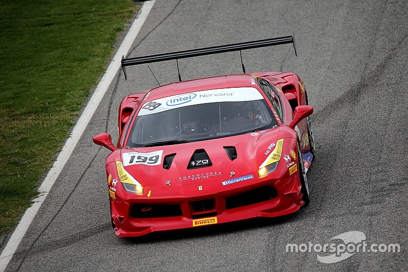 Ferrari World Finals: Lu wins first North America encounter