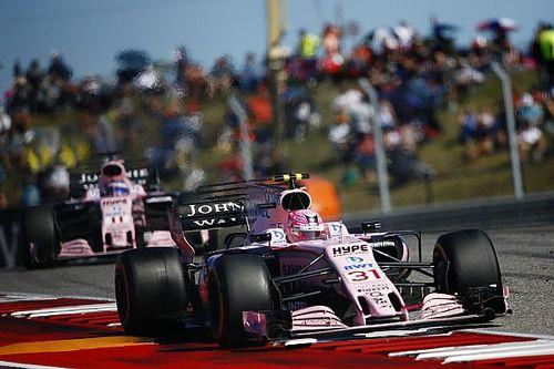 """Force India wacht op """"juiste omstandigheden"""" om teamorders te schrappen"""