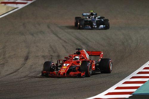 Vettel legnagyobb szerencséje az volt, hogy nem Hamilton volt mögötte Bahreinben?