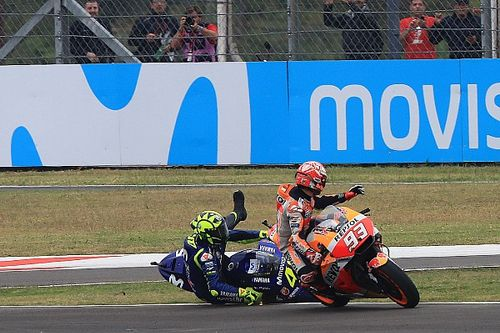 "Marquez should be placed ""on probation"" - Schwantz"