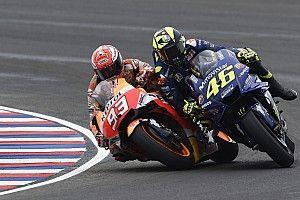 "Marquez slammed for ""lack of respect"" towards rivals"