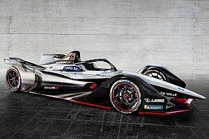 Nissan presentó su monoplaza de Fórmula E