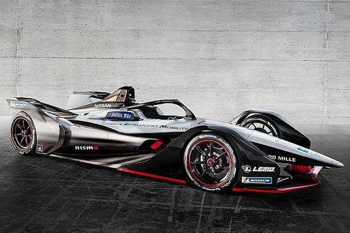 La Nissan svela la livrea della propria futura Formula E