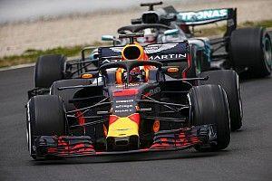 Mercedes anggap Red Bull ancaman utama pada 2018