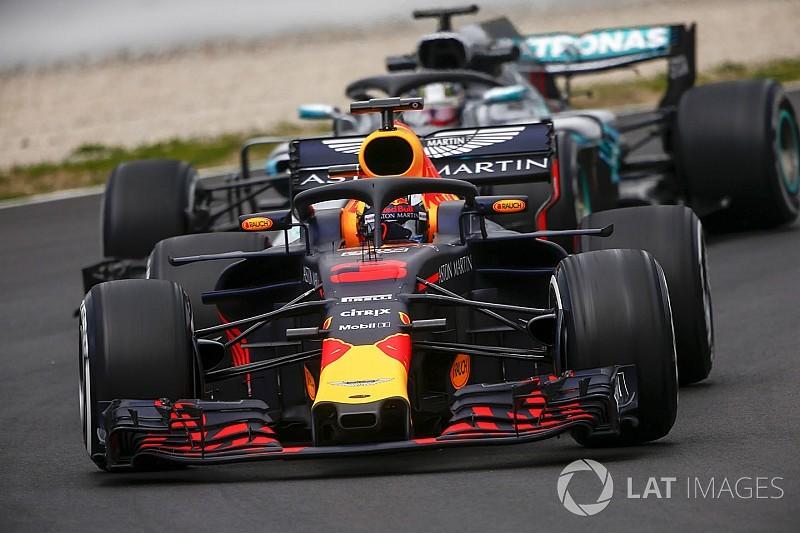 Analiz: 2018'in ilk testlerinde sorunlara rağmen Red Bull mu hızlıydı?