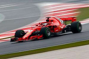 Formule 1 Diaporama Photos - Jeudi aux essais F1 de Barcelone