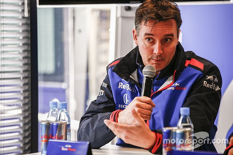 Key hace su primera aparición con McLaren
