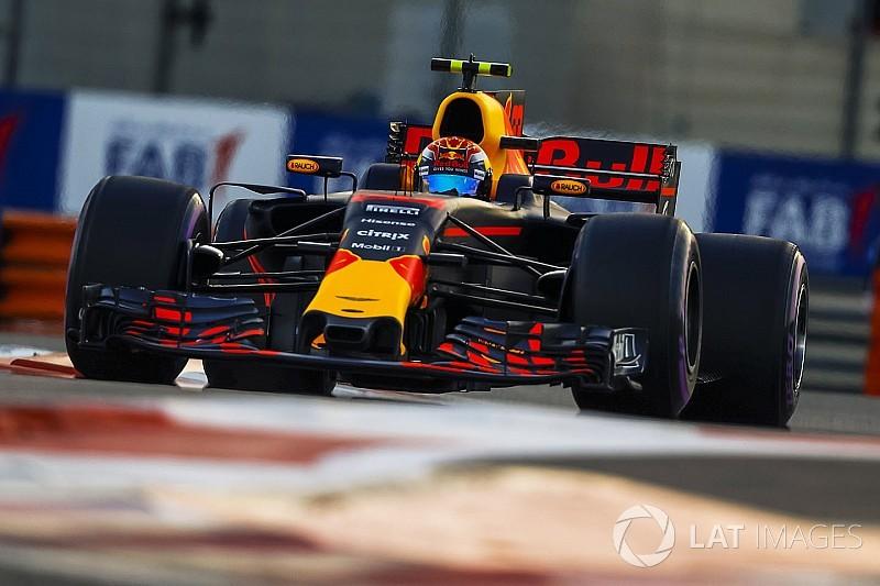 """Verstappen """"mejoró su rendimiento"""" en 2017, dice Horner"""