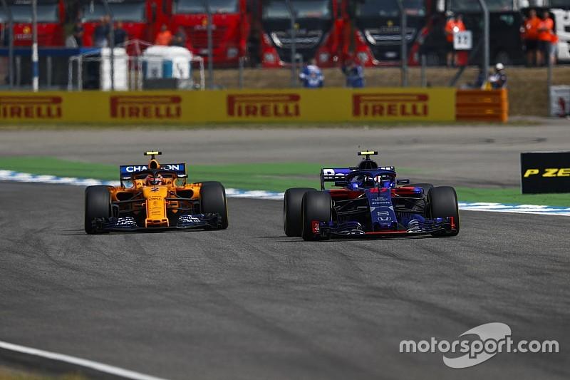 McLaren: Toro Rosso deveria contratar Vandoorne