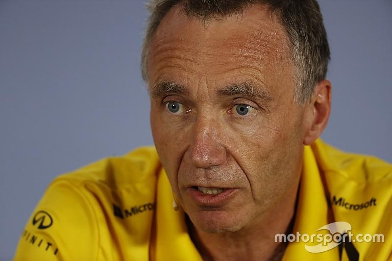 Umstrukturierung bei Renault: Technikchef Bob Bell tritt zurück