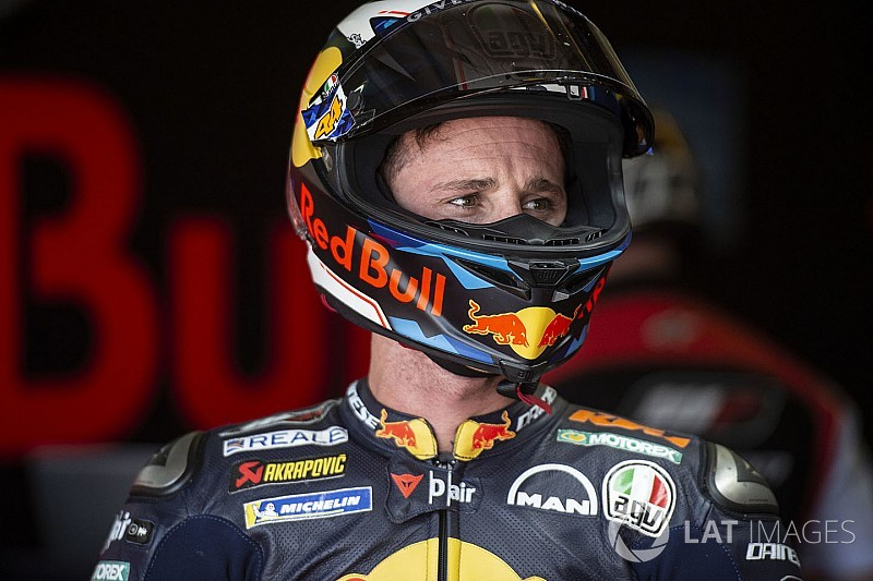 "Espargaro was ""trying too hard"" in first-lap crash"