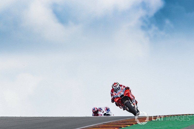 Live: Follow Sachsenring MotoGP qualifying as it happens