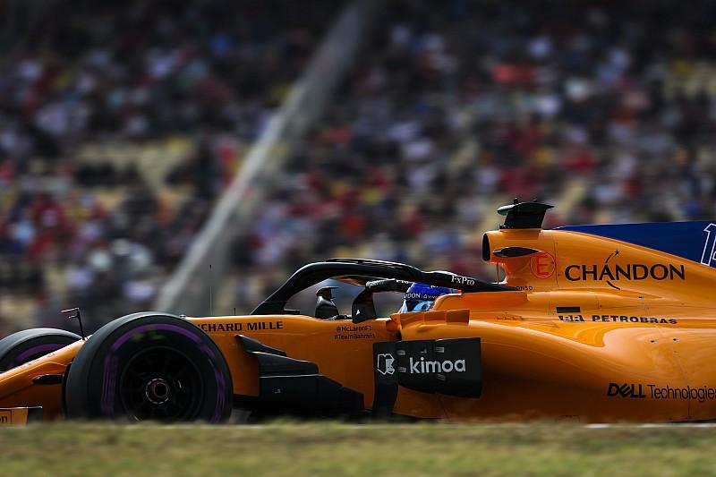 """Alonso: """"Não há tempo de respirar em Hungaroring"""""""