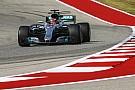 Formula 1 2017 Amerika GP 3. antrenman: Hamilton 0.092 saniye farkla lider!