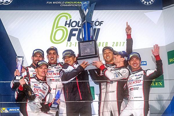 WEC: Toyota faz bonito em casa e sonha; Senna vence na LMP2