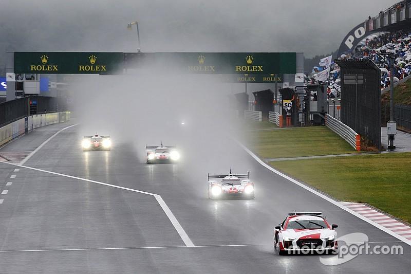 Japan-Kalenderkollision mit Formel 1: WEC sucht nach Lösung