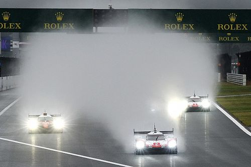 Bernhard column: Title celebrations on hold after Fuji washout