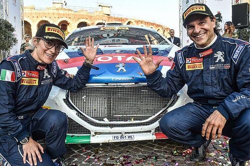 Andreucci e Peugeot Italia ancora assieme per vincere il CIR 2018!