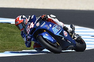 Moto2 Qualifiche Pasini beffa Schrotter per 8 millesimi: quinta pole a Phillip Island