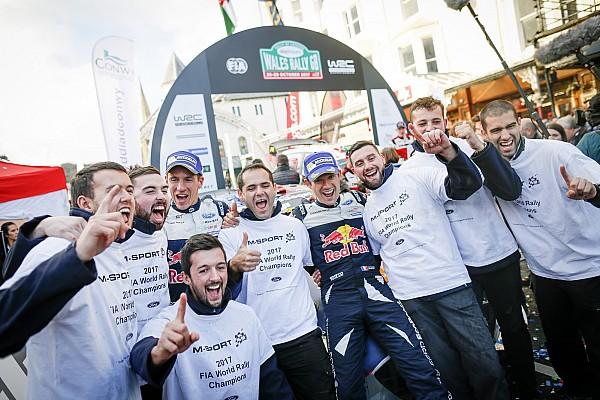 Photos - Le pari gagné d'Ogier et M-Sport en 2017