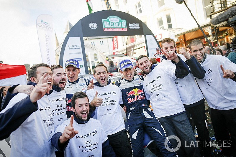 Ogier: M-Sport title emotion greater than with Volkswagen