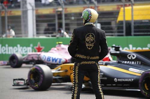 Análisis: los sucesos extraños de la F1 en México