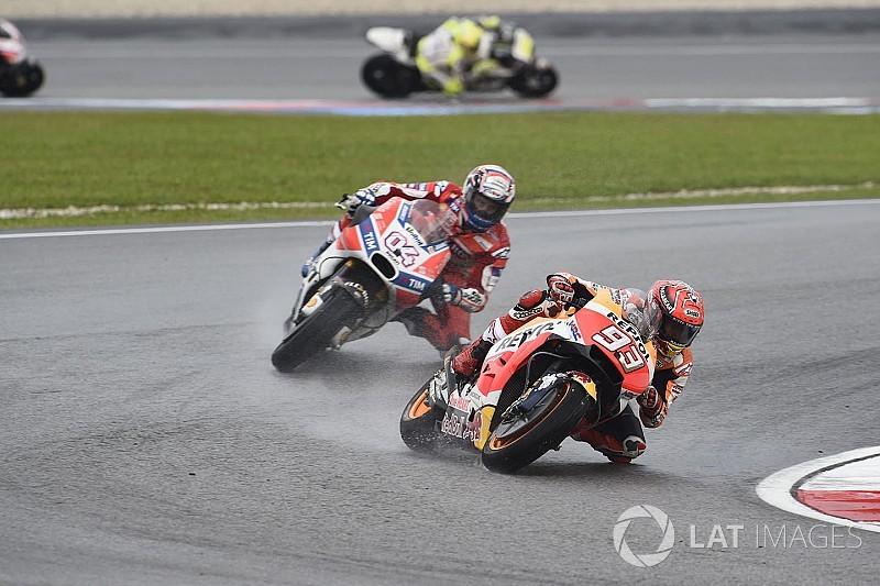 Galería: las mejores fotos de la temporada 2017 de MotoGP