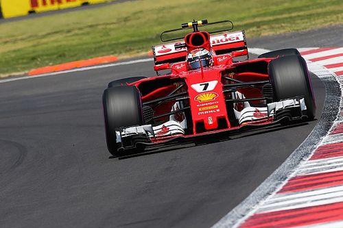 Ferrari zegt dat 2018 de laatste kans is voor Raikkonen