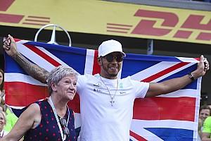 Formel 1 Reaktion Lewis Hamilton: Emotionaler Dank an Entdecker Ron Dennis