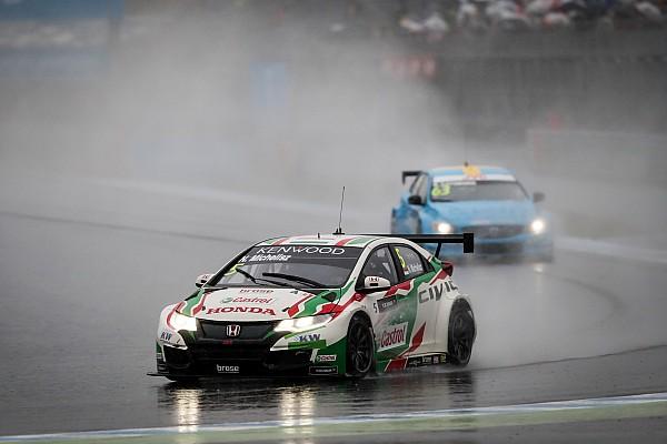 WTCC Motegi WTCC: Michelisz wins rain-shortened Race 2