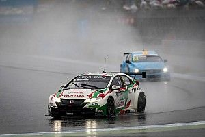 Motegi WTCC: Michelisz wins rain-shortened Race 2