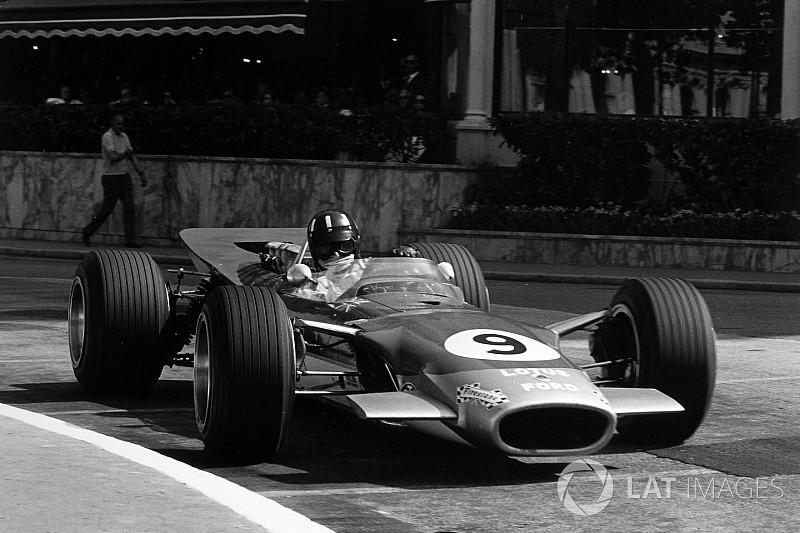 GALERI: 50 tahun penggunaan sayap di Formula 1