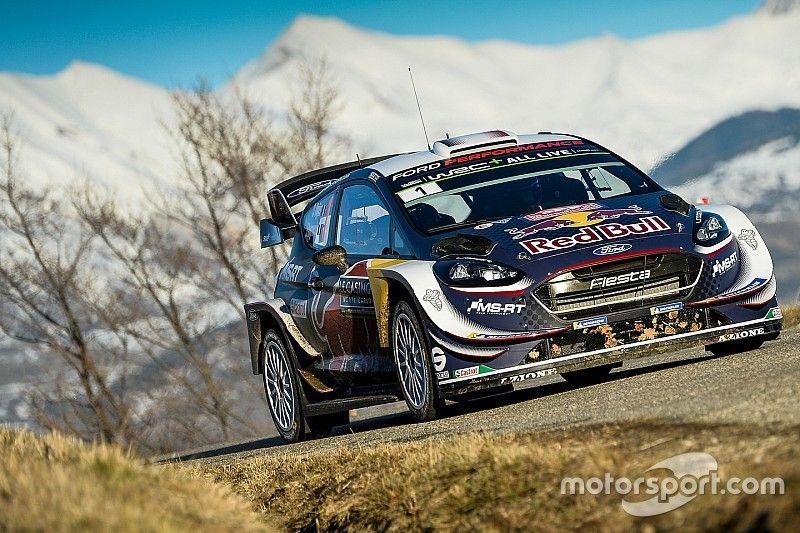 Monte Carlo WRC: Ogier increases lead, Mikkelsen retires