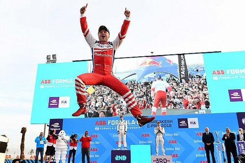 È lo scatenato Felix Rosenqvist a conquistare Marrakech