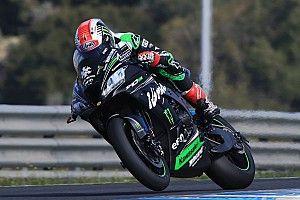 WSBK-test Portimao: Kawasaki klasse apart, Van der Mark best of the rest