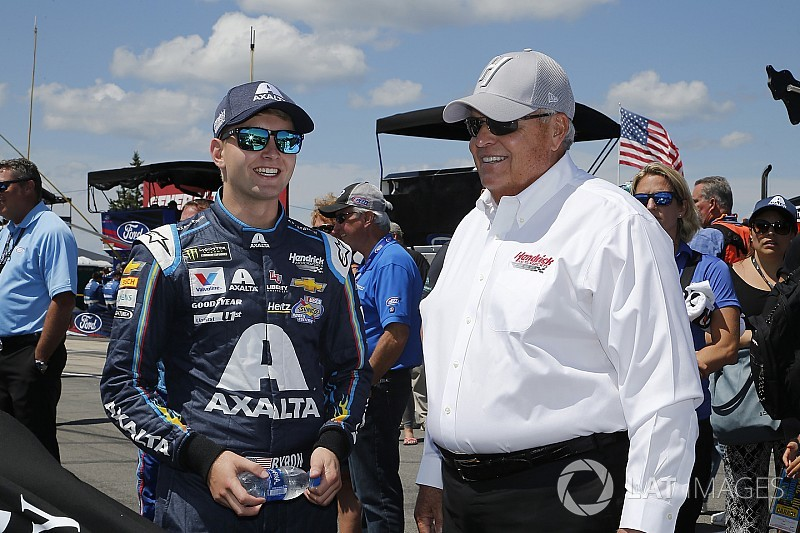 "Pocono results showed Hendrick Motorsports is ""better as a whole"""