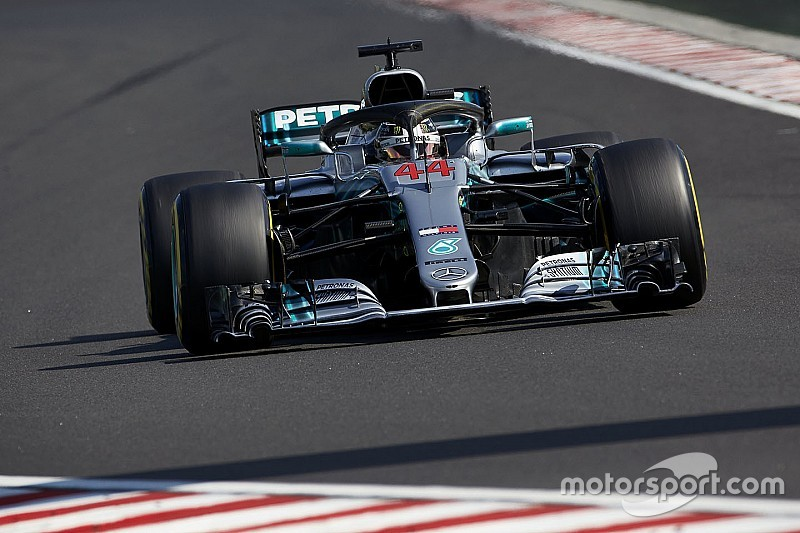 Hamilton veut que Mercedes progresse en qualifications